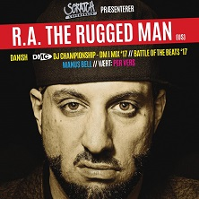 R.A. THE RUGGED MAN (USA)