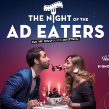 The Night Of The Ad Eaters - Billetter