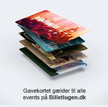 koncerter morskab København aalborg teatre